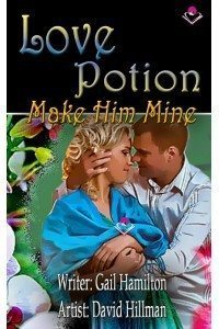 Love Potion 1: Make Him Mine (Romance Graphic Novel)